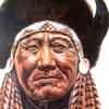 Chief Daniel Blue Horse