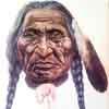Chief Iron White Man