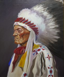 Joseph High Eagle
